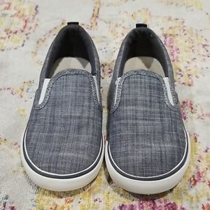 Gap Chambray Slip on Shoes